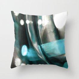 After (Long Present) Throw Pillow