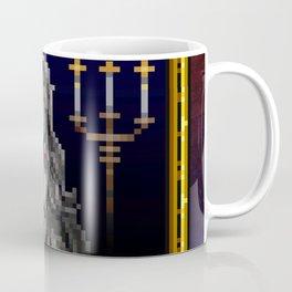 Dracula Jeopardy Coffee Mug
