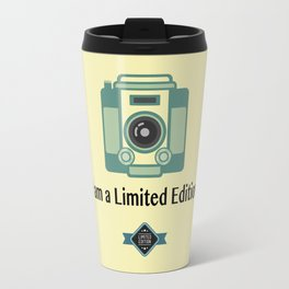 I Am A Limited Edition Travel Mug