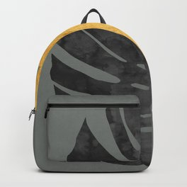 Tropical and golden IV Backpack