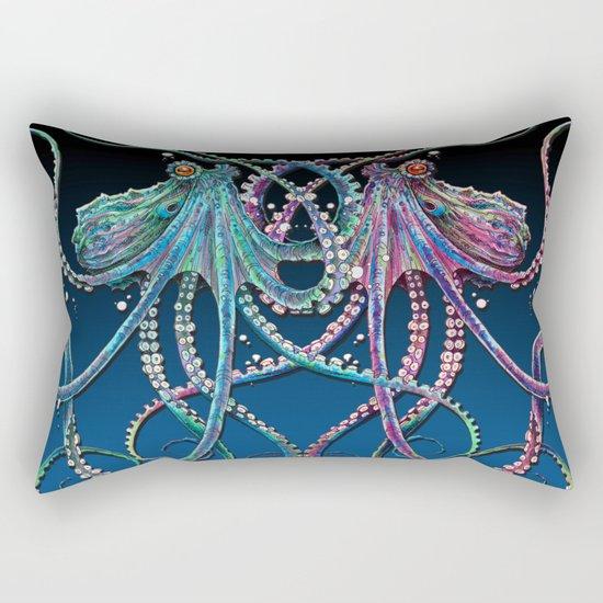 Underwater Love Rectangular Pillow