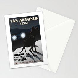CPS: San Antonio, TX Stationery Cards
