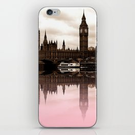 Westminster Pink iPhone Skin