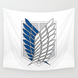 Shingeki no Kyojin - Brigade d'Exploration Wall Tapestry