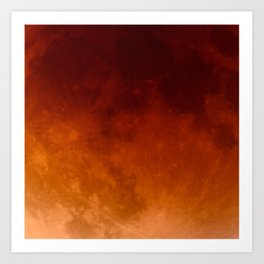 Blood Moon | Art Print