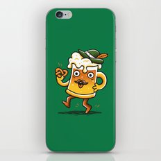 Mr Bier iPhone & iPod Skin