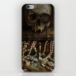 The Lost Treasure iPhone Skin