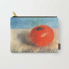 Red Vine Tomato Carry-All Pouch
