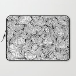 hand-drawn pattern no 7 Laptop Sleeve