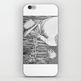 Watering Hole iPhone Skin