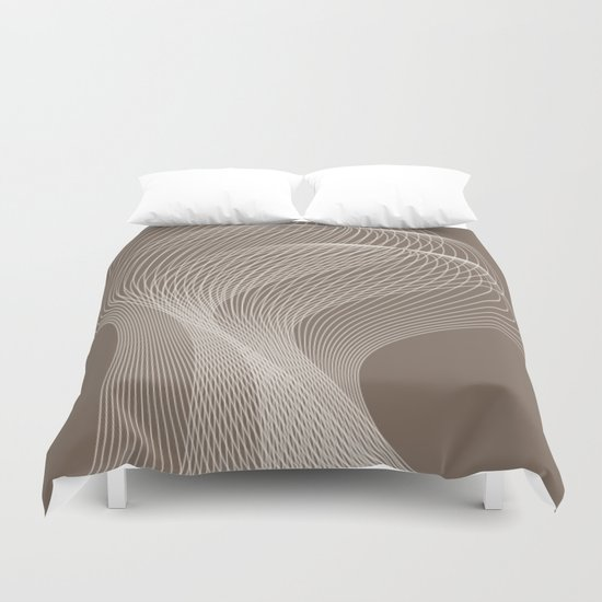 Abstract pattern 41 Duvet Cover