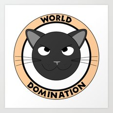 World Domination II Art Print
