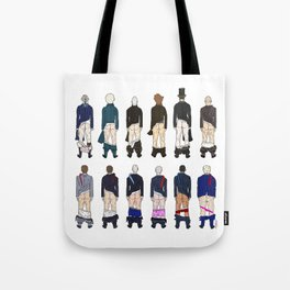 President Butts Tote Bag