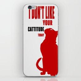 Bad Animal Puns:. CAT iPhone Skin
