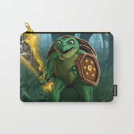 Turtle Paladin Carry-All Pouch
