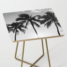 Hawaiian Palms II Side Table