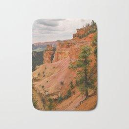 Beautiful Agua Canyon Landscape at Bryce Canyon National Park Bath Mat