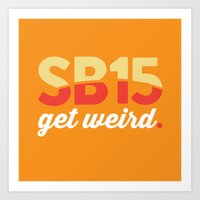 SB2015 Art Print