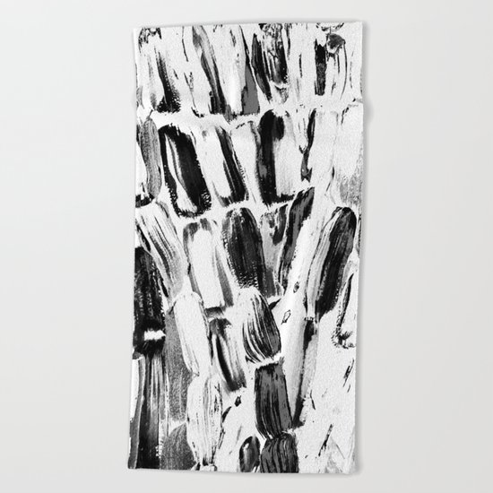 Sugarcane Illustration Beach Towel