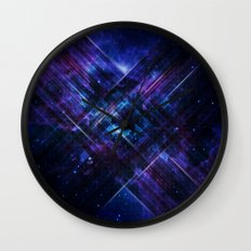 Cosmic Interference Wall Clock