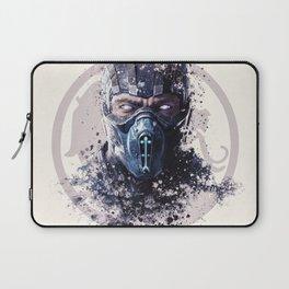 MK X, Subzero splatter Laptop Sleeve