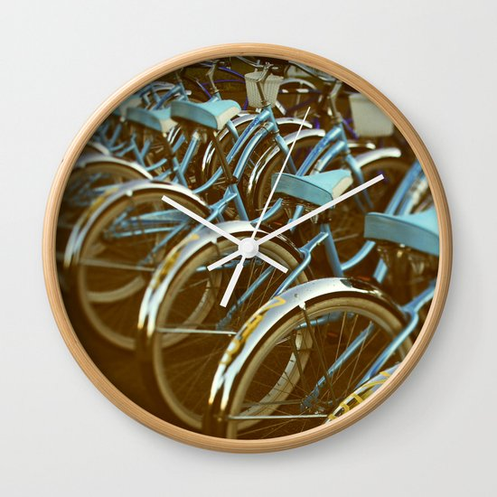 Cycle #3 Wall Clock