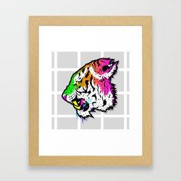 Tygurr Framed Art Print