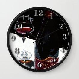 Rex Hill Wall Clock