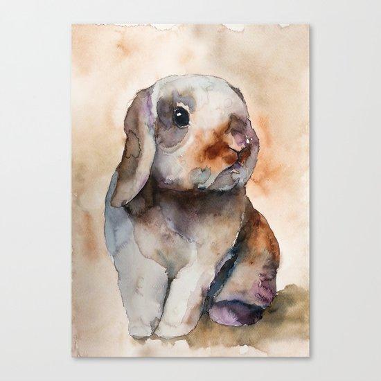 BUNNY #2 Canvas Print