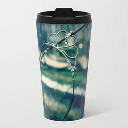 Rusted, busted Princess Travel Mug
