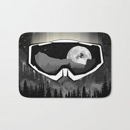 Mask Bath Mat