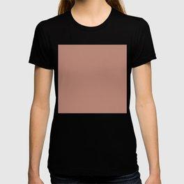 Bronze #BC8777 T-shirt