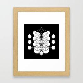 Lope Framed Art Print