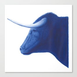 Animal N.1 Canvas Print