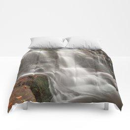 Ganoga Autumn Falls Comforters