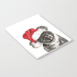 Christmas Koala Notebook