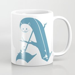 A is for Alice Coffee Mug
