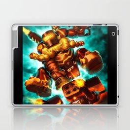 torbjorn over Laptop & iPad Skin