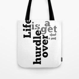 Hurdle Tote Bag