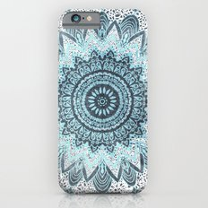 BOHOCHIC MANDALA IN BLUE iPhone 6s Slim Case