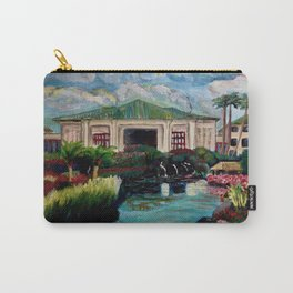Kauai Grand Hyatt Resort Carry-All Pouch