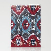 ethnic Stationery Cards featuring Ethnic  by Judy Csotsits