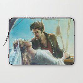 Wouldn't It Be Romantic Laptop Sleeve
