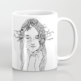 close your eyes, then you will see Coffee Mug