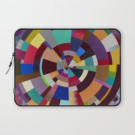 Compartmental Synthesis Laptop Sleeve