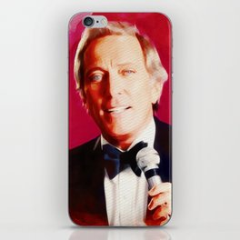 Andy Williams, Music Legend iPhone Skin