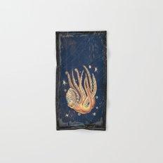 SPACEpolpo -   space octopus Hand & Bath Towel