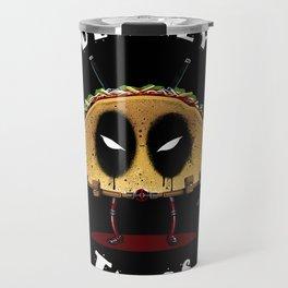 Deadly Tacos Travel Mug