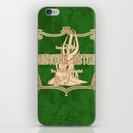 An Undead Favorite iPhone Skin