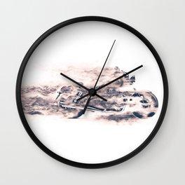 Motorcycle Triumph Thunderbird Storm Wall Clock